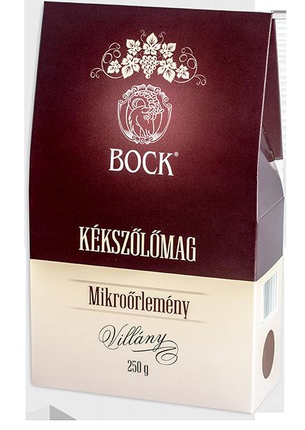 Bock Kékszőlőmag Mikroőrlemény