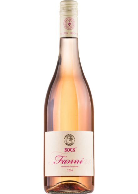 Fanni Gyöngyöző Rosé 2016