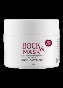 Bock&Mask Kékszőlőmagolajos Arcmaszk