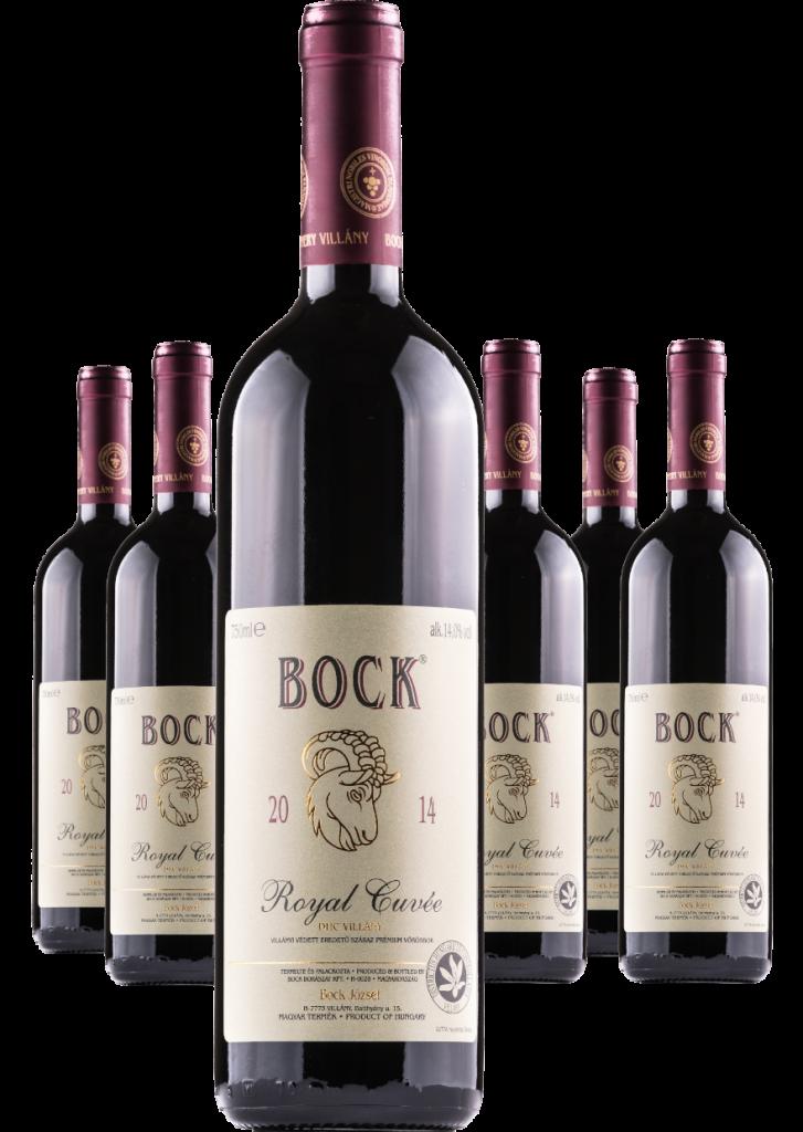 Bock Royal Cuvée 2015 5+1