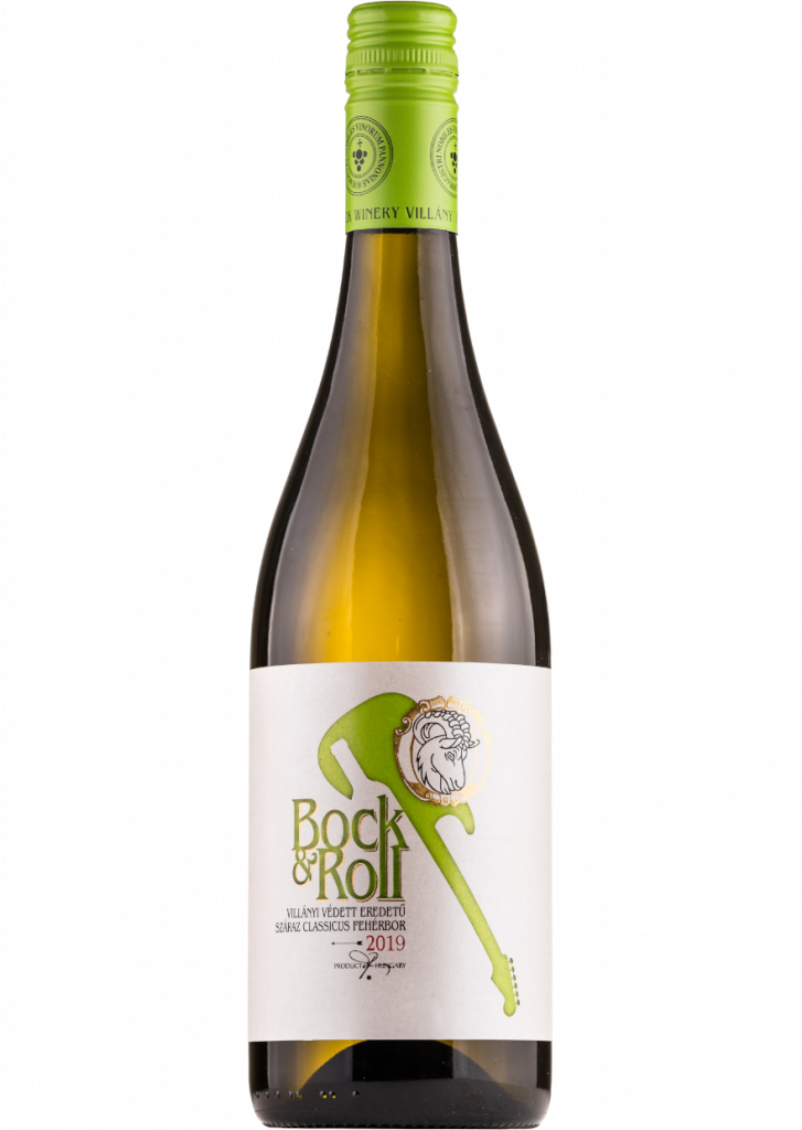 Bock&Roll Fehér 2019
