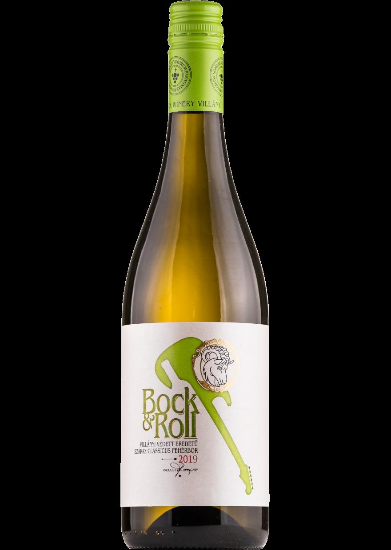 Bock&Roll Fehér Cuvée 2019