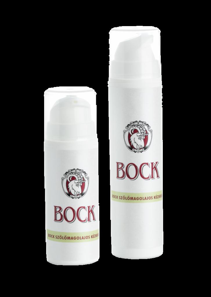 Bock Szőlőmagolajos Kézkrém