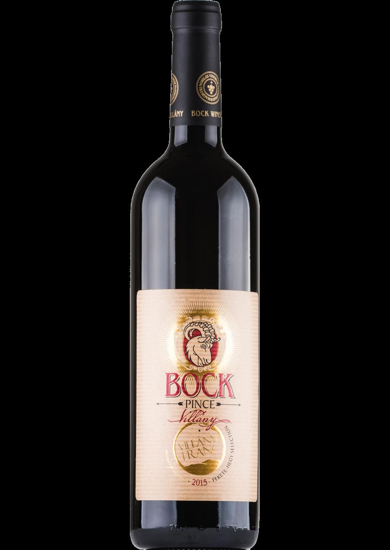 Bock Villányi Franc Fekete-hegy Selection 2015
