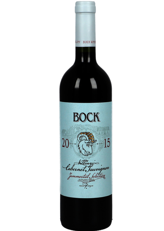 Bock Cabernet Sauvignon Jammertál Selection 2015